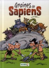 Graines de sapiens - Tome 1