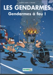 Les gendarmes (Jenfèvre) -HS- Gendarmes à feu