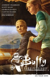 Buffy the Vampire Slayer Season 9 (2011) -INT02- On Your Own
