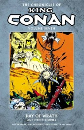 Chronicles of King Conan (The) (2010) -INT07- Day of Wrath and Other Stories