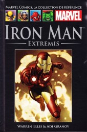 Marvel Comics - La collection (Hachette) -340- Iron Man - Extremis