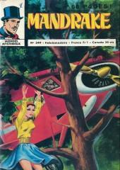 Mandrake (1e Série - Remparts) (Mondes Mystérieux - 1) -349- Une étrange aventure de Narda