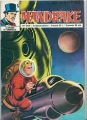 Mandrake (1re Série - Remparts) (Mondes Mystérieux - 1) -340- Le brouillard mystérieux 2