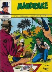 Mandrake (1re Série - Remparts) (Mondes Mystérieux - 1) -234- Les pêcheurs du ciel