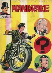 Mandrake (1re Série - Remparts) (Mondes Mystérieux - 1) -285- L'homme qui n'éxistait pas