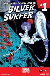 Silver Surfer Vol.6 (Marvel comics - 2014) -1- Silver Surfer