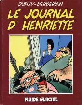 Le journal d'Henriette - Tome 1