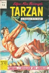 Tarzan (2e Série - Sagédition) (Vedettes T.V.) -33- Tarzan et la cité interdite (1)