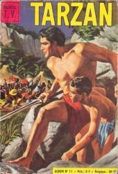 Tarzan (2e Série - Sagédition) (Vedettes T.V.) -Rec11- Album N°11 (du n°39 au n°41)