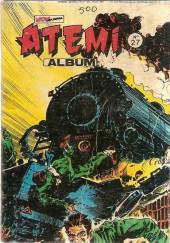Atemi -Rec27- Album N°27 (du n°104 au n°107)
