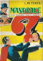 Mandrake (1re Série - Remparts) (Mondes Mystérieux - 1) -354- Les photos mystérieuses