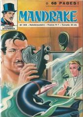 Mandrake (1re Série - Remparts) (Mondes Mystérieux - 1) -353- Le messager des profondeurs