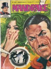 Mandrake (1e Série - Remparts) (Mondes Mystérieux - 1) -307- L'invasion des babous