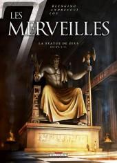 Les 7 merveilles -1- La Statue de Zeus - 432 av. J.-C.