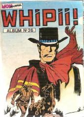 Whipii ! (Panter Black, Whipee ! puis) -Rec26- Album N°26 (du n°74 au n°76)