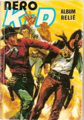 Néro Kid -Rec40- Album Relié N°40 (du n°126 au n°127)