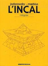 L'incal - Une aventure de John Difool -INTf Cof- Intégrale