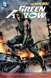 Green Arrow (2011) -INT04- The Kill Machine