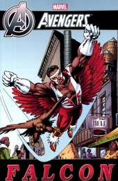 Avengers (The) (TPB) -INT- Falcon