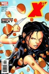 X-23 (2005) -4- Innocence Lost part 4
