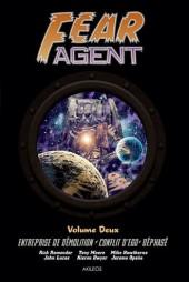 Fear Agent -INT2- Intégrale Volume Deux