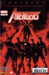 Avengers (Marvel France - 2013) -10- La semence de Thanos