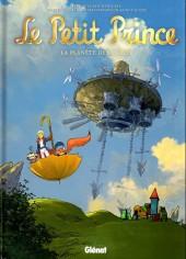 Le petit Prince - Les Nouvelles Aventures -19- La planète des Cublix