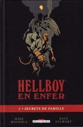 Hellboy en enfer -1- Secrets de famille