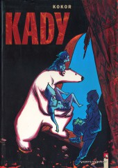 Couverture de Kady