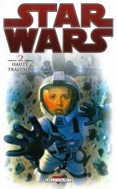 Star Wars (Delcourt) -2- Haute Trahison