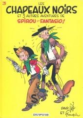 Spirou et Fantasio -3f88- Les chapeaux noirs
