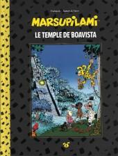 Marsupilami - La collection (Hachette) -8- Le temple de Boavista