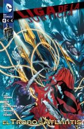 Liga de la Justicia de América: Números Únicos - El Trono De Atlantis