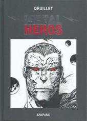 (AUT) Druillet -TL- Metal heros