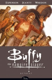 Buffy the Vampire Slayer Season 8 (2007) -INT06- Retreat