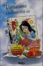 Variations culinaires -2- Variations culinaires - T2