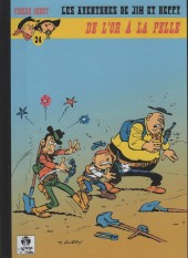 Jim L'astucieux (Les aventures de) - Jim Aydumien -24- De l'or à la pelle