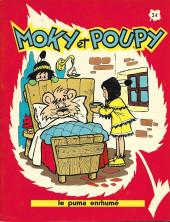 Moky et Poupy -34- Le puma enrhumé
