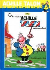 Achille Talon - La collection (Cobra) -1- Les idées d'Achille Talon cerveau-choc !