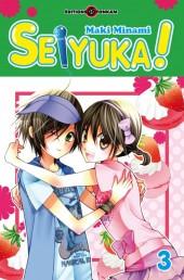 Seiyuka -3- Tome 03