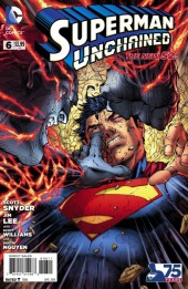 Superman Unchained (2013) -6- Precipice