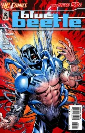 Blue Beetle (2011) -2- Metamorphosis: Part Two