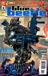 Blue Beetle (2011) -4- Gorilla Warfare