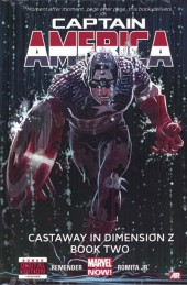 Captain America (2013) -INT02- Castaway In Dimension Z Book Two