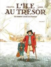 L'Île au trésor (Simon) -1a- Volume 1