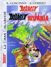 Astérix (en langues étrangères) -14Cat/b- Astèrix a Hispània