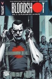 Bloodshot (Bliss Comics - 2013) -2- Le plus dur est la chute