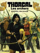 Thorgal -9a86- Les archers