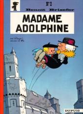 Benoît Brisefer -2a1988- Madame Adolphine