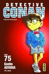 Détective Conan -75- Tome 75